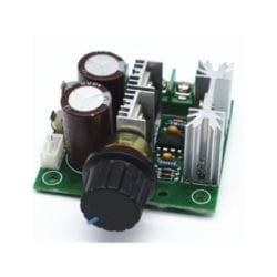 Controlador de Velocidad PWM 12V- 40V 10A DC