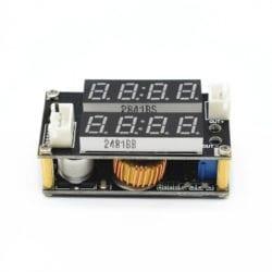 Modulo de carga Step Down XL4015 5A Con medidores