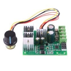 Controlador de Velocidad PWM 6V-60V 30A DC