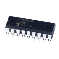PIC16F628A Microcontrolador