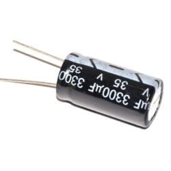 Capacitor Electrolítico 3300uF 35V