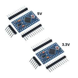 Pro Mini compatible con Arduino