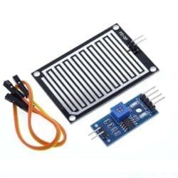 Sensor de lluvia FC-37 para Arduino