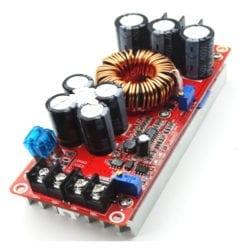 Elevador de Voltaje Step Up 1200W 20A
