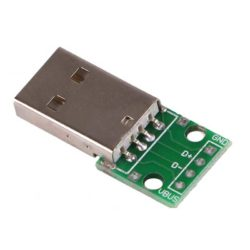 Adaptador USB Tipo A Macho