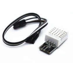 Sensor de Temperatura y Humedad DHT22 con cables
