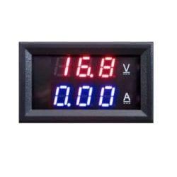 Voltímetro Amperímetro