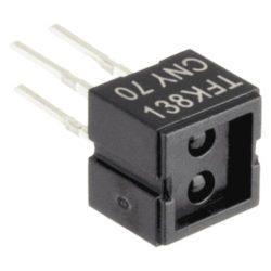 Sensor CNY70 Líneas Infrarrojo