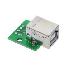 Adaptador USB Tipo B Hembra
