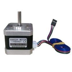 Nema 17 Motor a Pasos 17HS4401 1.7Amp 4kg/cm