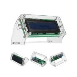 Carcasa De Acrílico LCD 16x2 1602