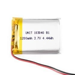 Batería LiPo 1200mAh