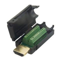 Adaptador HDMI Conector Macho