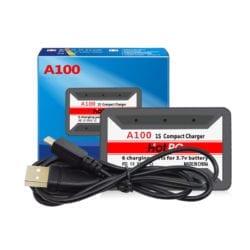 Cargador Batería LiPo 1S 3.7V
