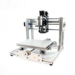 Maquina CNC 2417 Router + Laser