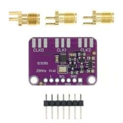 Si5351A Generador de reloj