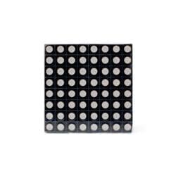 Matriz RGB 5mm 8X8 Ánodo Común