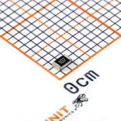 Resistor 100M ohm 1/8w SMD 0805 0805W8J0107T5E