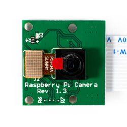 Raspberry Pi Cámara Rev 1.3