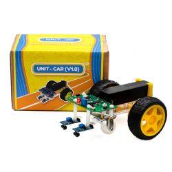 Seguidor de líneas - UNIT CAR Follower
