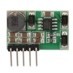 Convertidor ADC DAC LCD DD1718PA Salida Positiva Negativa
