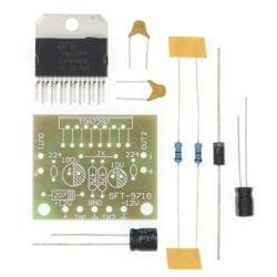 AR1509- Amplificador De Audio Tda7297