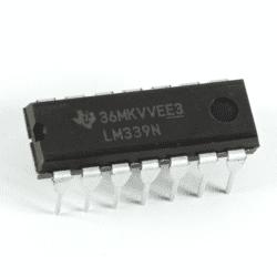 Circuito Integrado LM339N Comparador de Voltaje