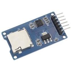 Lector de Memorias Micro SD Arduino