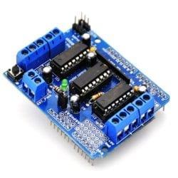 Modulo Control de motores L293D